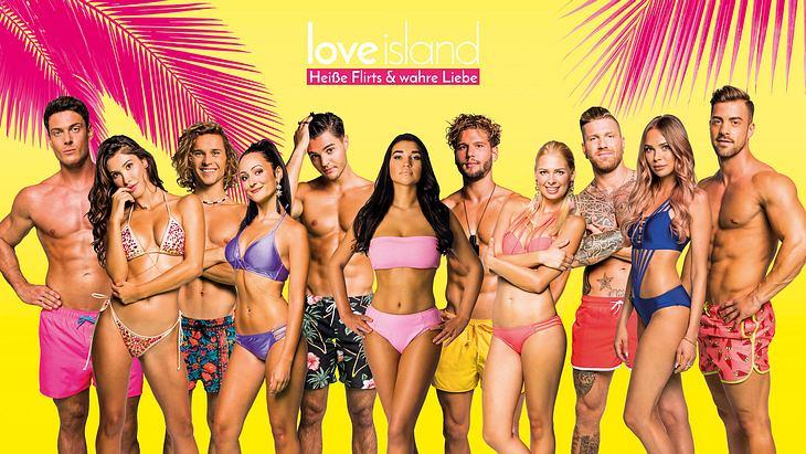 Love Island: Gab es bereits den ersten Insel-Sex?