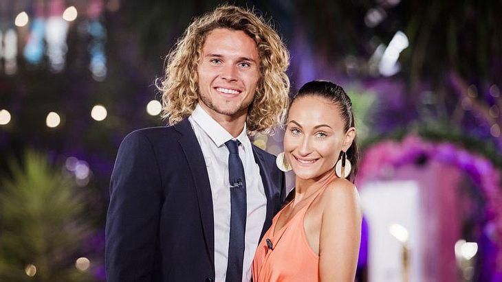 Joana und Victor aus Love Island