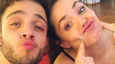 Luca Hänni und Christina Luft - Foto: Instagram/@christinaluft