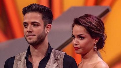 Luca Hänni und Christina Luft - Foto: Getty Images