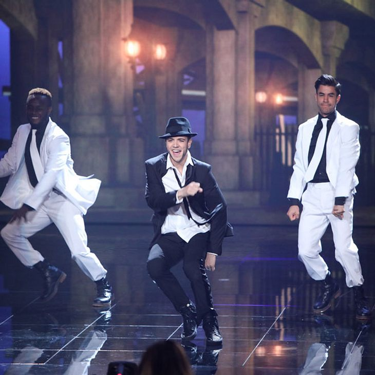 """""""Dance Dance Dance""""-Favorit Luca Hänni: Bald auch bei """"Let's Dance""""?"""