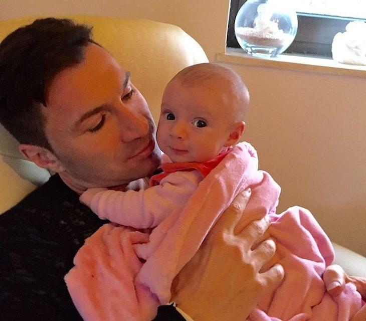 Lucas Cordalis: Süße Liebeserklärung an Baby Sophia
