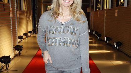 Frauke Ludowig; Süße Kinder-Überraschung - Foto: Getty Images