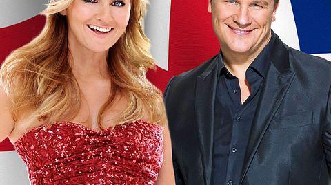 Frauke Ludowig und Guido Maria Kretschmer sind für RTL im Einsatz