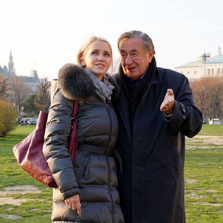 Cathy & Richard Lugner: Neue Scheidungsdetails!