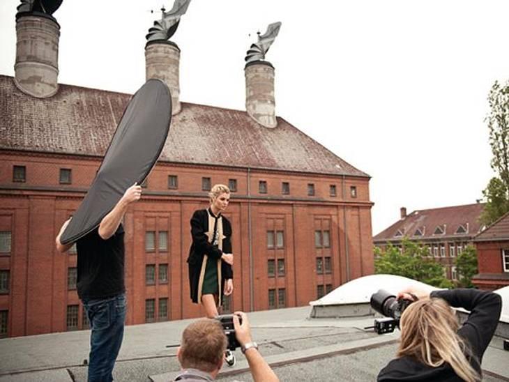Luisa Hartema: Die Bilder ihres ersten großen Shootings