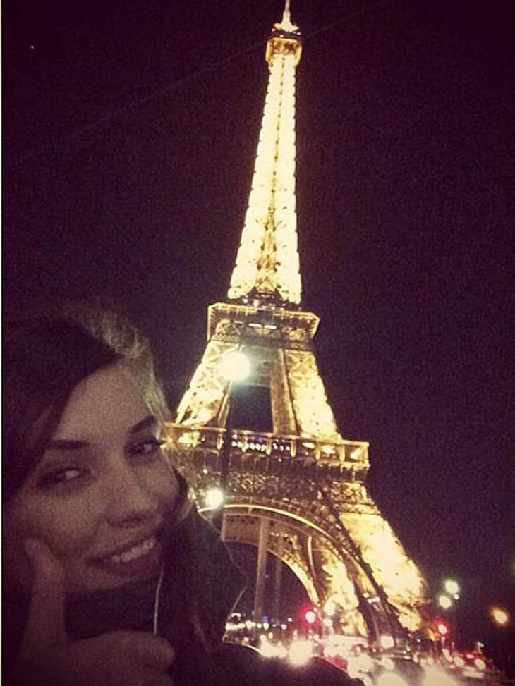Luise Will startet in Paris durch