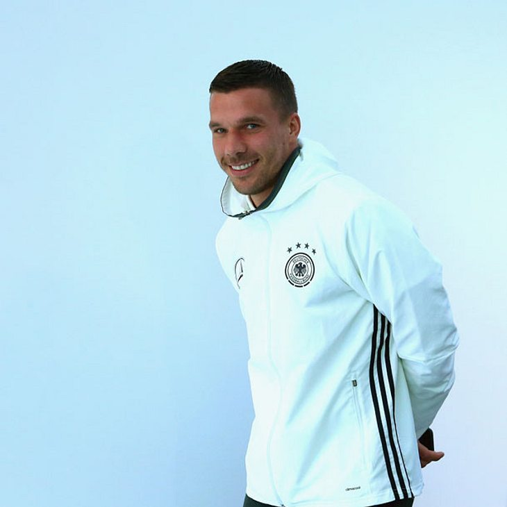 Lukas Podolski geht zu Vissel Kobe nach Japan