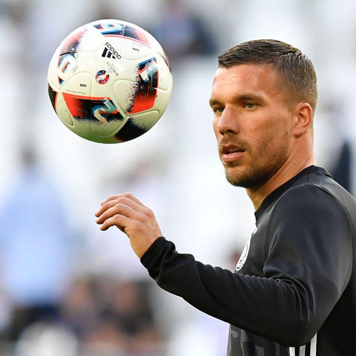 Verlässt Lukas Podolski die Nationalelf?