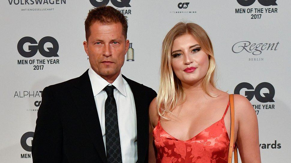 Luna Schweiger mit ihrem Vater Til Schweiger - Foto: Getty Images