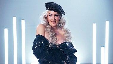 Lydia Kelovitz alias Rude Lude - Foto: TVNOW / Stefan Gregorowius