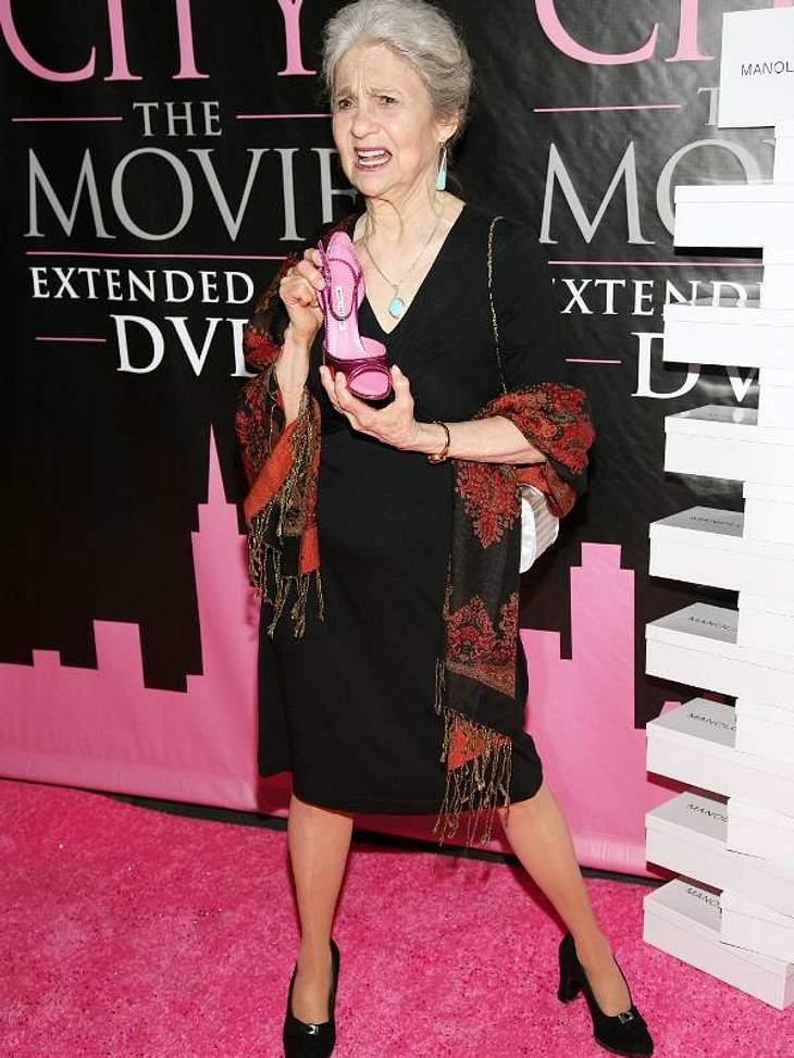 Lynn Cohen spielt das Kindermädchen Magda.