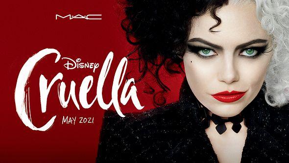 MAC x Disneys Cruella - Foto: PR