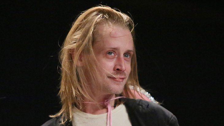 Kinderstar Macaulay Culkin zeigt sich 2014 stark verändert