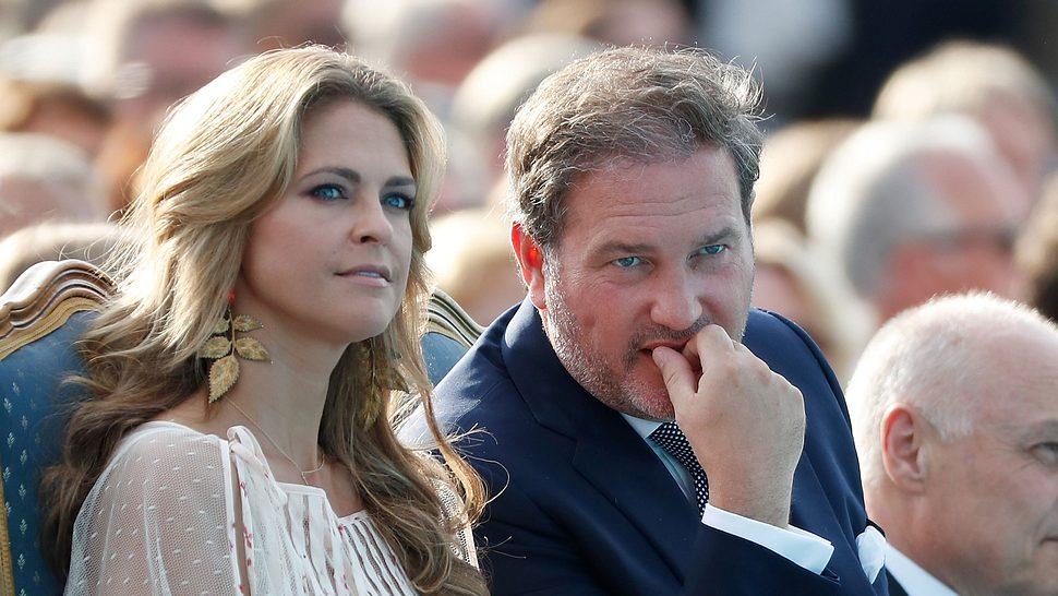 Prinzessin Madeleine und Chris O'Neill - Foto: Getty Images