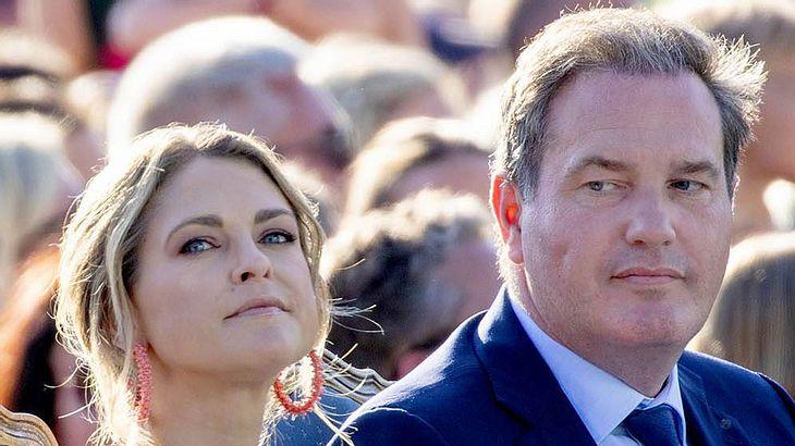 Prinzessin Madeleine und Chris O'Neill: Traurige Trennung!