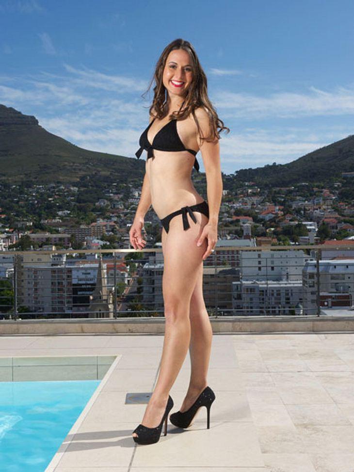 """""""Bachelor 2013"""": Bikini-Rätsel der Kandidatinnen - Wer ist das Playmate?Madeleine ist 27 und kommt aus Bonn. Im Moment studiert sie noch BWL."""