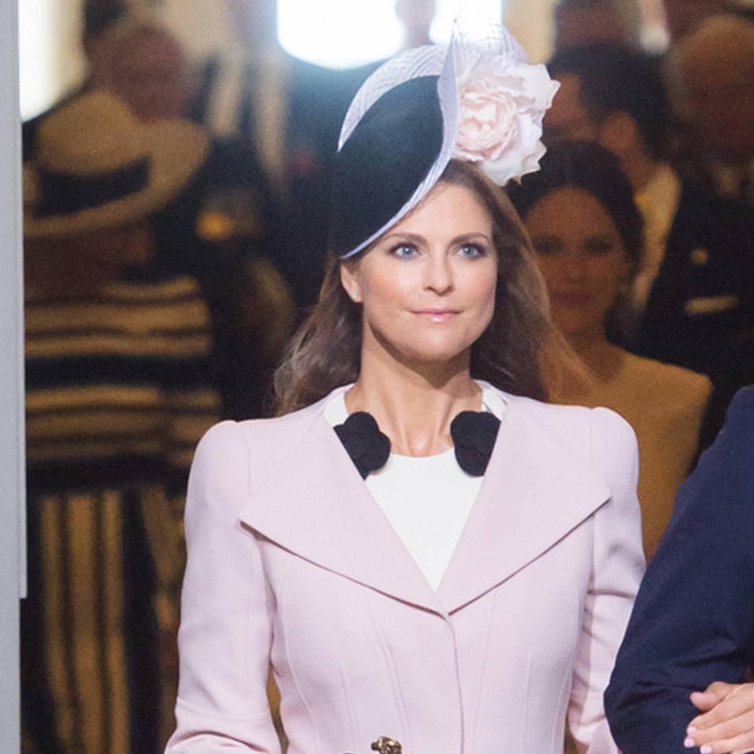 Prinzessin Madeleine von Schweden: Innerlich völlig zerrissen!