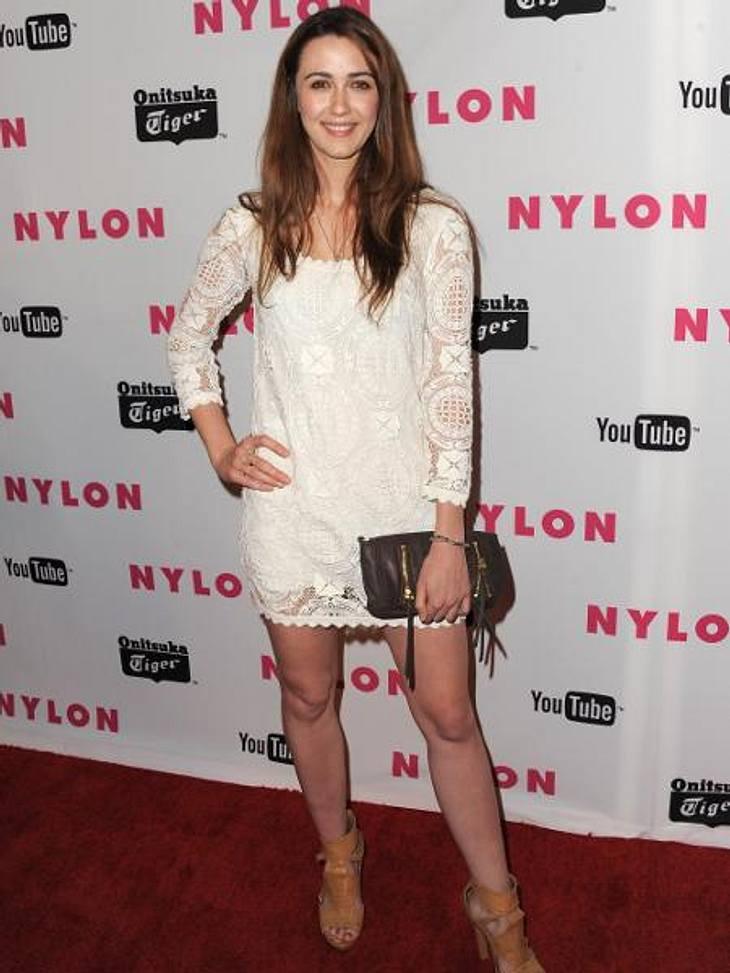 Vom Kinderstar zum Sex-SymbolMadeline Zima (26) hat sich nämlich längst einen Namen als Schauspielerin und Produzentin gemacht.
