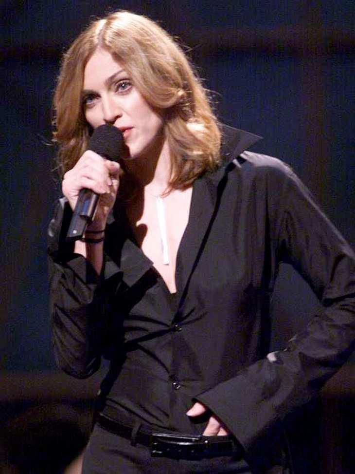 Die größten Popstars der letzten 20 JahrePlatz 10 - Madonna (54)
