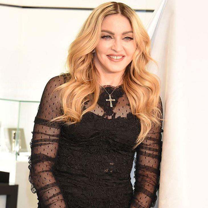 Madonna besuchte philippinische Waisenkinder