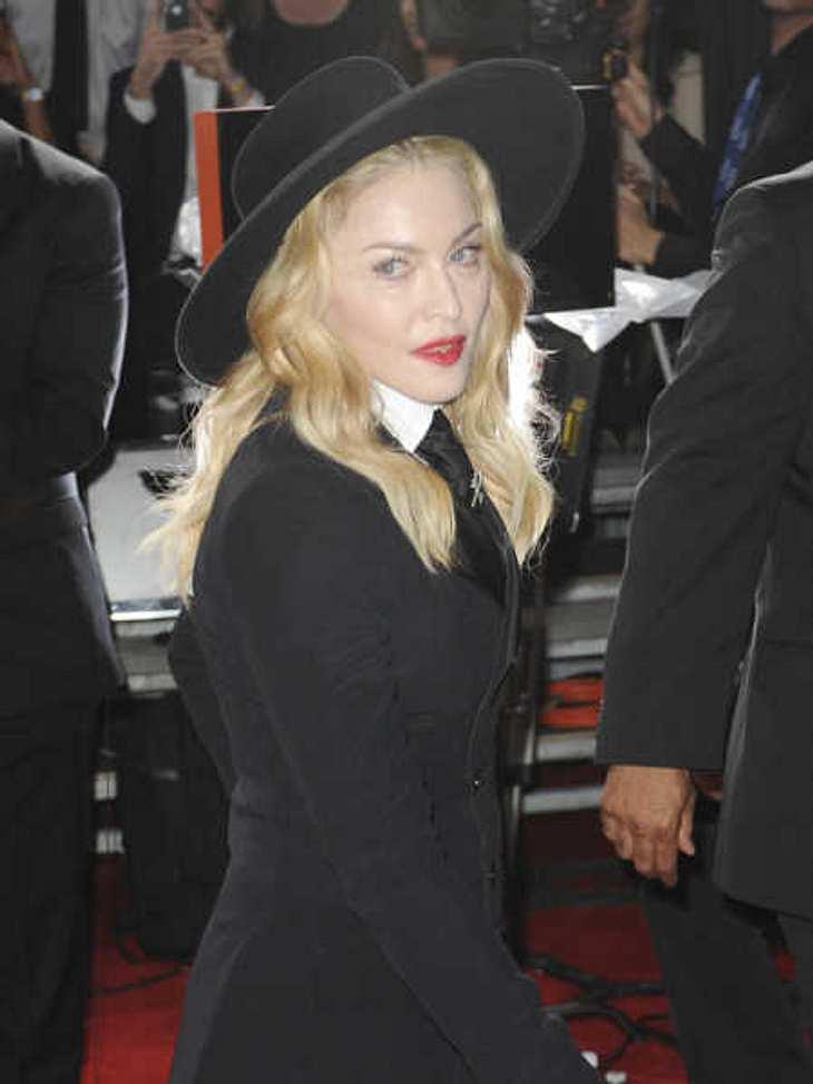 Das Album von Madonna ist im Netz aufgetaucht.
