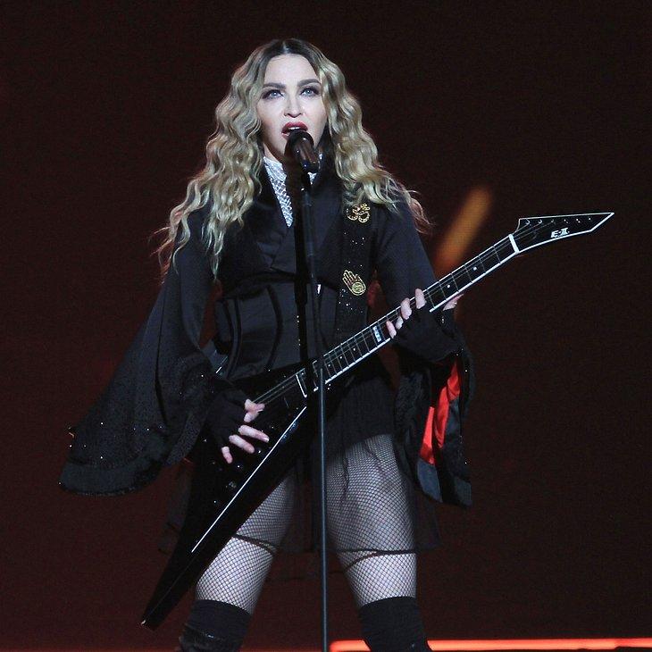 Madonna vermisst ihren Sohn