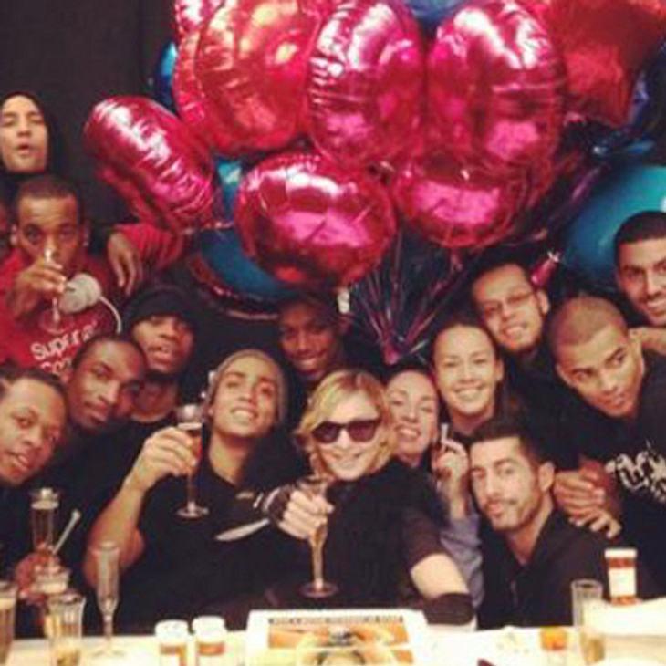 Madonna durfte sich zu ihrem 55. Geburtstag über etwas ganz besonderes freuen