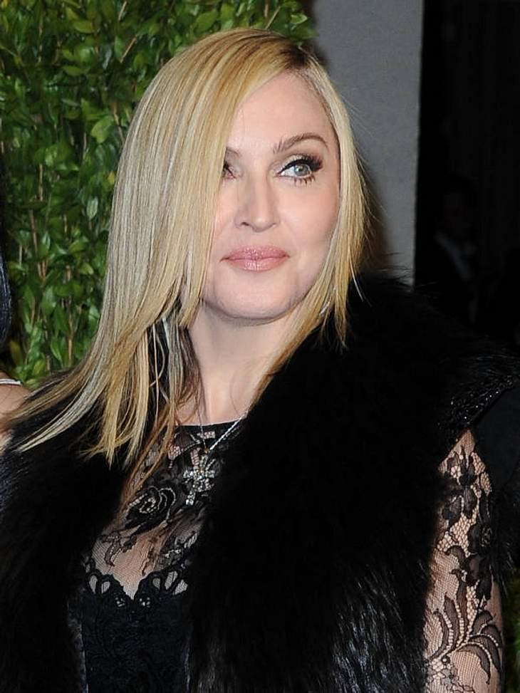 Madonnas Bruder ist obdachlos