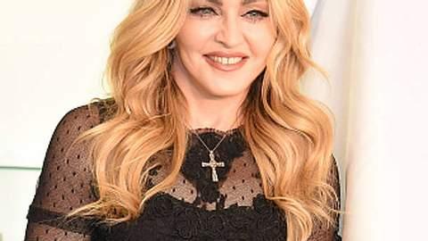 Madonna Sohn Rocco Versöhnung - Foto: Gettyimages
