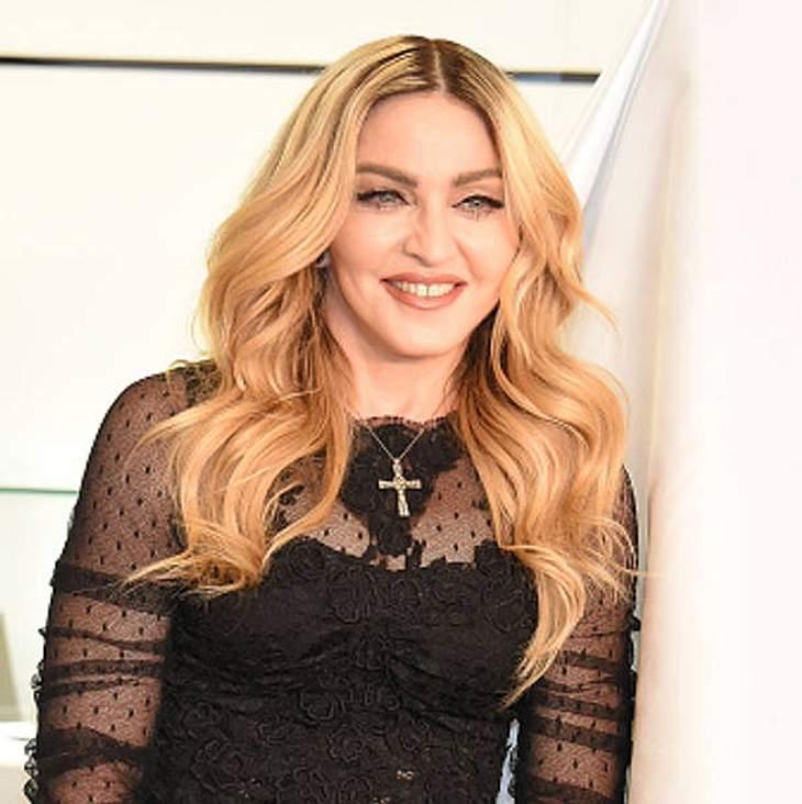 Madonna Sohn Rocco Versöhnung