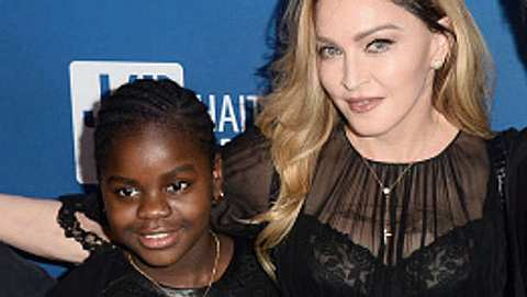 Madonna Mercy Tochter - Foto: Gettyimages