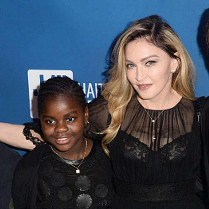 Madonna Mercy Tochter