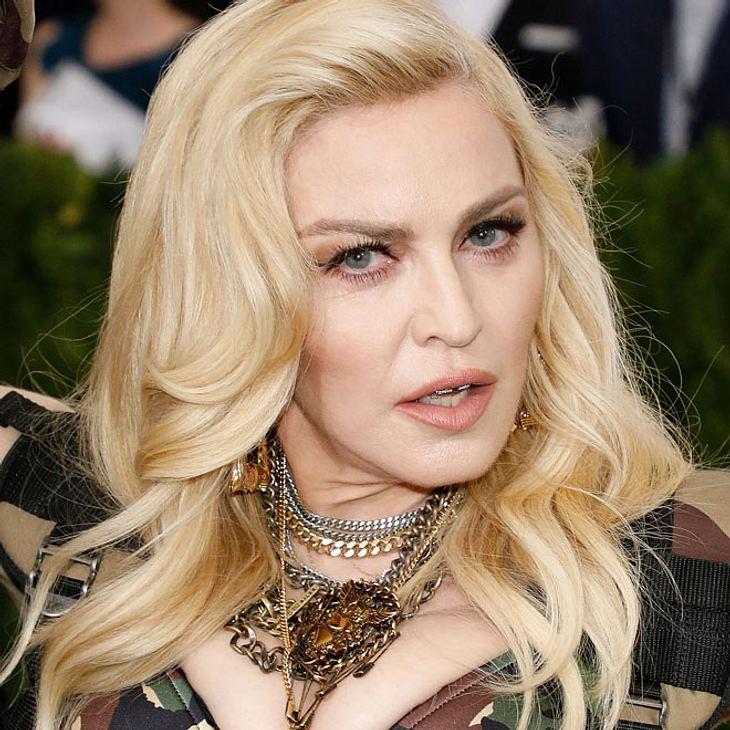 Madonna: Sie hat ihren Toyboy in flagranti erwischt!