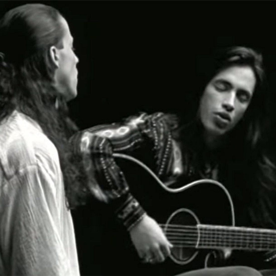Männer Mähnen der 90er