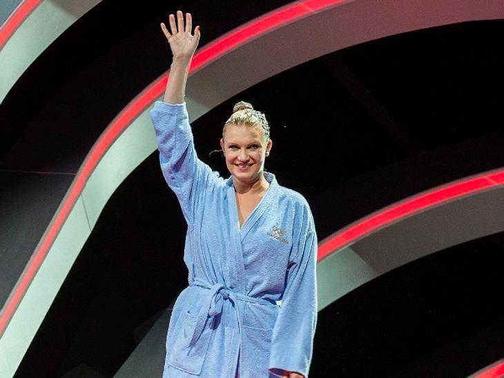 Magdalena Brzeska konnte sich im Finale durchsetzen.