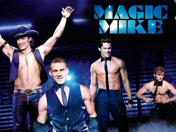 """Immerhin """"nur"""" McConaughey - Auf Channing Tatum könnten die Fans nicht verzichten"""