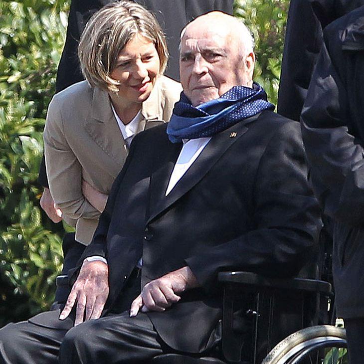 Kohls Witwe erhebt Vorwürfe gegen die Söhne des Altkanzlers