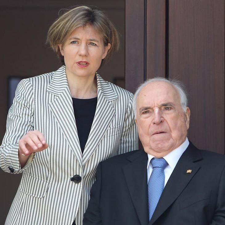 Helmut Kohl: Dramatische Neuigkeiten von seiner Witwe Maike Kohl-Richter!