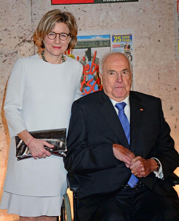 Helmut Kohl: Empörende Aktivitäten an seinem Grab
