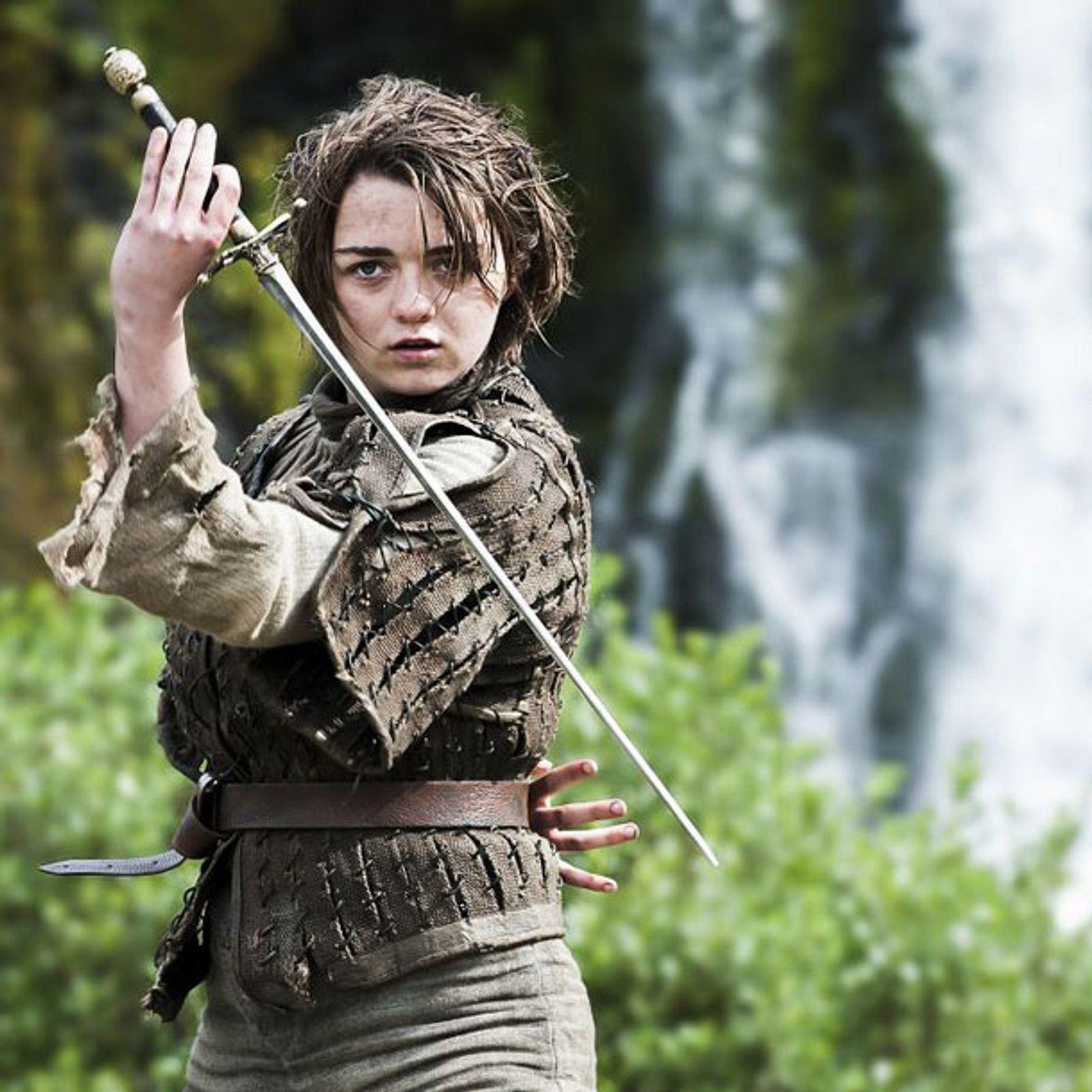Game of Thrones: Diese Bilder zeigen Maisie Williams nackt