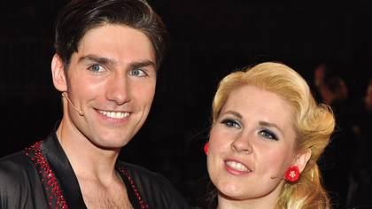 Christian Polanc und Maite Kelly - Foto: imago