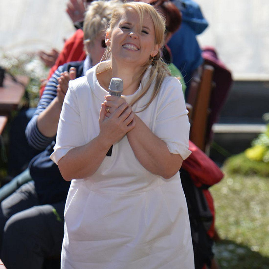 Wundervolle Neuigkeiten: Maite Kelly macht es offziell!