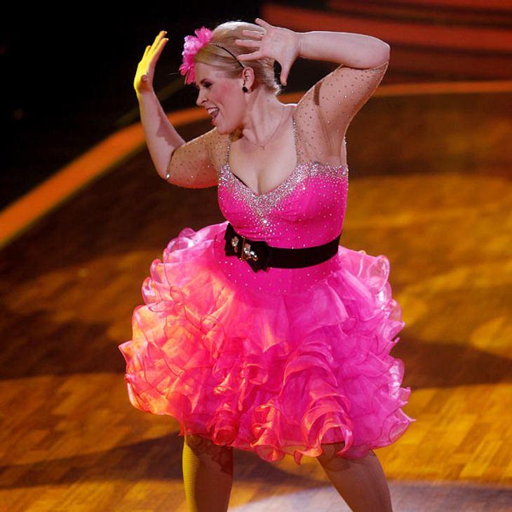 Maite Kelly tanzt weiter!