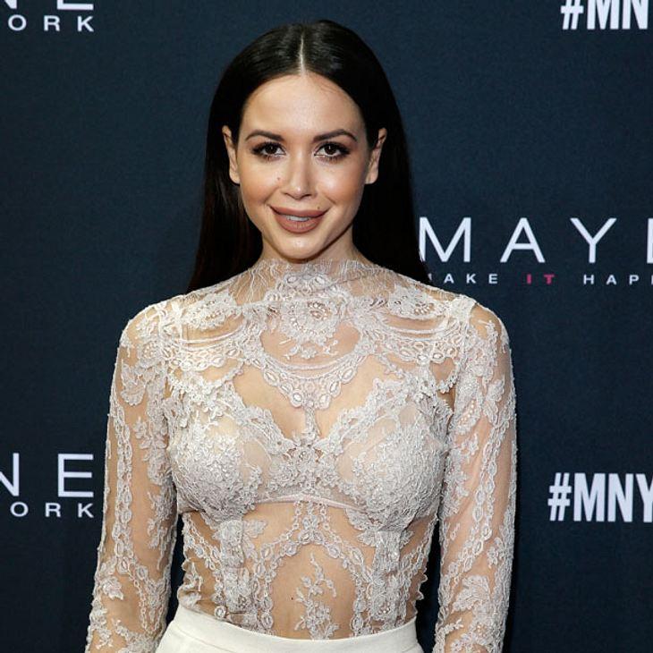 Mandy Capristo besuchte die Grammy Verleihung