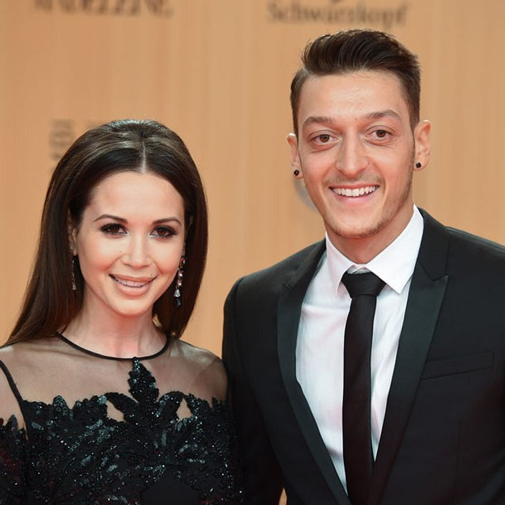 Grace Capristo: Hot dank Mesut Özil!