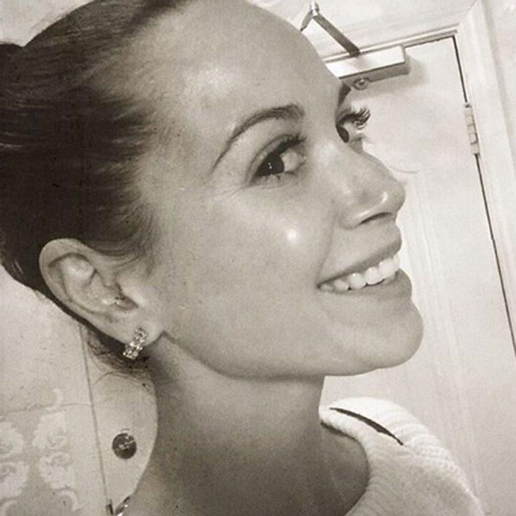 Mandy Grace Capristo unterstützt ihren Mesut