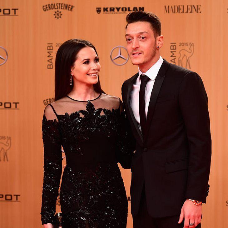 Sehen sich Grace Capristo und Mesut Özil wieder?
