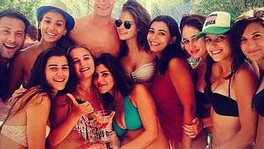 Manuel Neuer genießt seinen Urlaub in vollen Zügen - Foto: instagram.com/manuelneuer_official