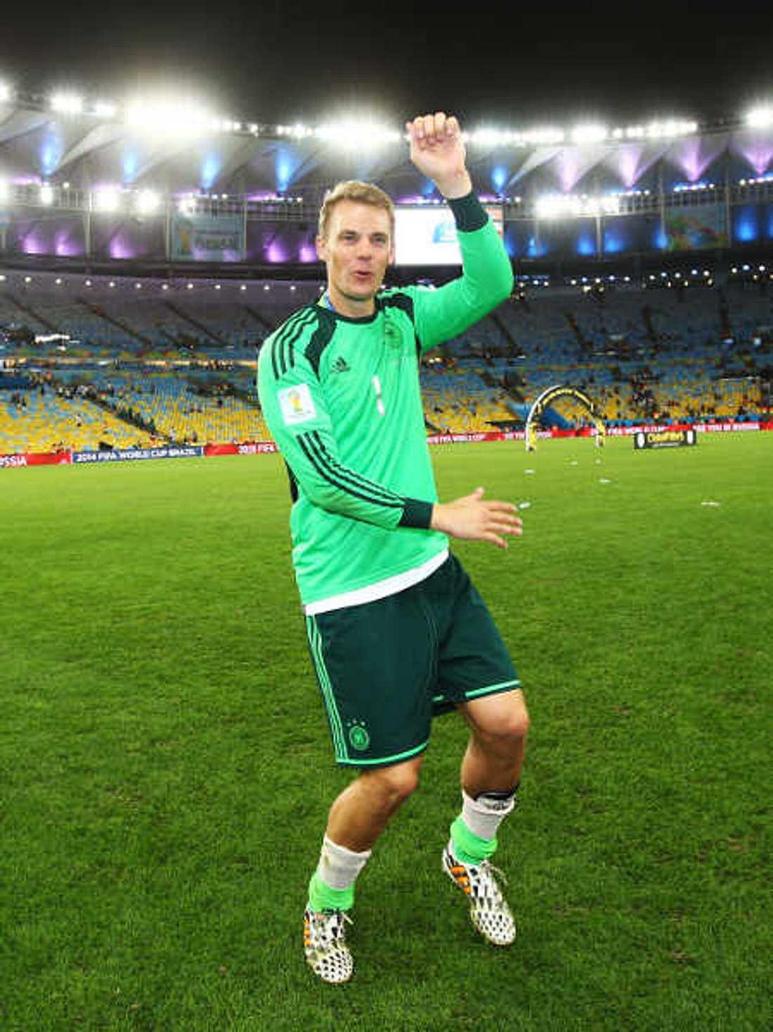 WM 2014: Manuel Neuer ist der Superstar!